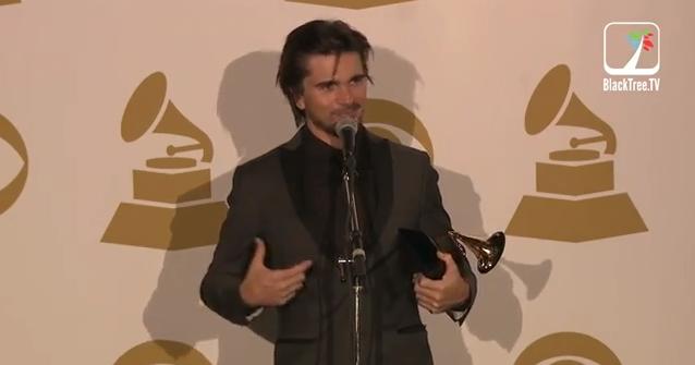 Grammys.Juanes
