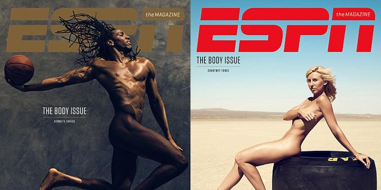 ESPN Body Issue 2013