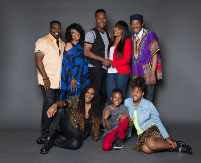 Flex & Shanice Share the True Meaning of Family on OWN