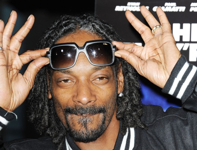 Happy Birthday Uncle Snoop !