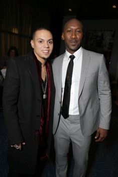 Evan Ross, Mahershala Ali