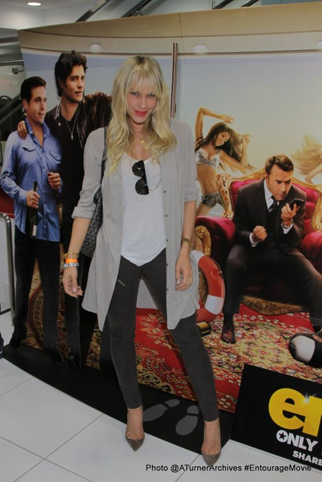 "Vip view at Entourage In-Store ""Kick It"" Event on Wed. May 27, 2015 at Shoe Palace in Hollywood, California. (Photo: A Turner Archives)"
